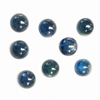 Zafiro Azul 5 mm AB