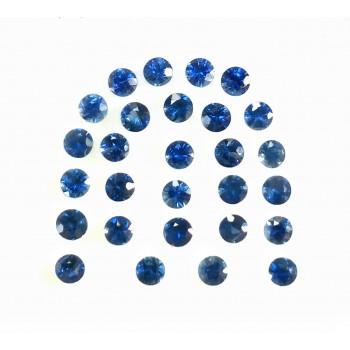 Zafiro Azul 2.5 mm A+